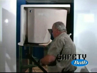 Safety Bath Installation Tutorial Video Part 2
