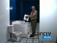 Safety Bath Installation Tutorial Video Part 3
