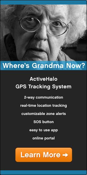 ActiveHalo GPS