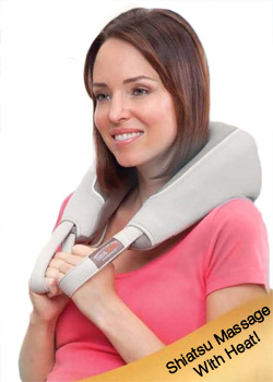 ObusForme Shiatsu Neck Massager