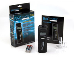 BACtrack Select Breathalyzer S-30