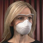 Molded Medical Face Mask