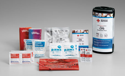 Red Cross Deluxe CPR First Responder Pack RC-462