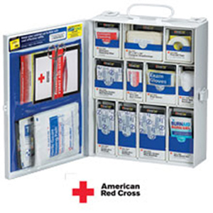 Red Cross SmartCompliance General Workplace Cabinet