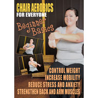 Basic Beginner Aerobics for Everyone DVD Videos