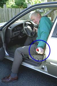 Car Handle Bar