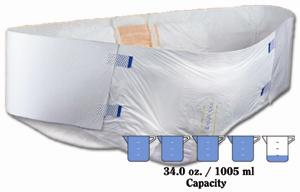 Tranquility Bariatric Disposable Briefs