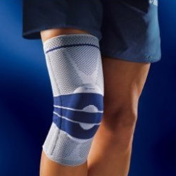 Bauerfeind GenuTrain Knee Support Titanium