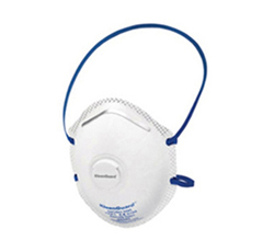 Kimberly Clark N95 Respirator Face Masks with Exhalation Valve