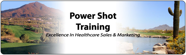 Power Shot Training Banner