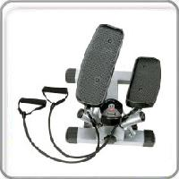 Twist Stepper with Exercise Bands