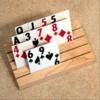 Four Suiter Card Holder