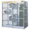 Justrite  Combo Cylinder Storage Locker For Flammables