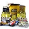 Deluxe Emergency Backpack Kits w/ Honey Bucket