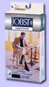 for Men Moderate Support Knee High Compression Socks 15-20 mmHg by Jobst