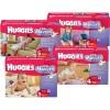 Kimberly Clark Huggies Supreme Gentle Care Diapers