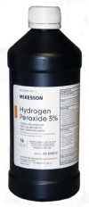 McKesson Hydrogen Peroxide 3 Percent USP