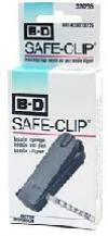 BD Becton Dickinson Needle Clipper BD Safe Clip Insulin Syringe Needle Clipper