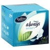 Procter & Gamble Always Overnight Maxi Pads with Wings