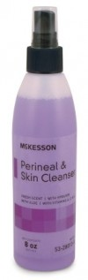 McKesson Perineal No Rinse Wash and Skin Cleaner