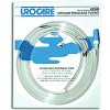 Clear Vinyl Drainage Tubing by Urocare