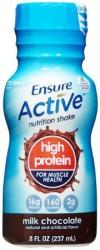 Abbott Nutrition Ensure High Protein Nutrition Shakes