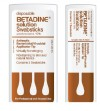 Purdue Pharma Disposable Betadine Solution Swabsticks