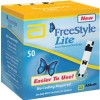 Abbott Diabetes Care Freestyle Lite Test Strips