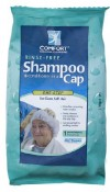 Sage Comfort Bath Rinse Free Shampoo and Conditioner Cap