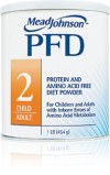 Mead Johnson PFD 2 Nutrition Supplement for Amino Acid Metabolic Disorders
