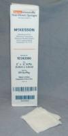 McKesson Medi-Pak 2 x 2 Inch Non-Woven Sponges 4 Ply - 92242000