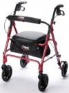 Carex Roller Walker with Seat