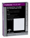 MedLine Puracol Plus AG Collagen Dressing with Silver