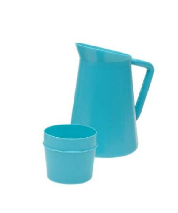 Medical Action Industries Patient Pitcher with Cup