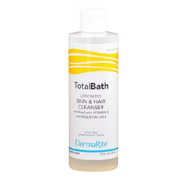 Dermarite Industries TotalBath Shampoo and Bodywash