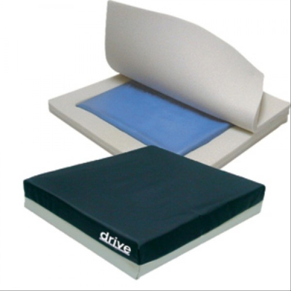 Drive Premium Guard Gel Wheelchair Cushion
