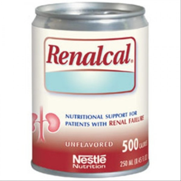Nestle Renalcal Nutrition Support - 24 per case - Unflavored
