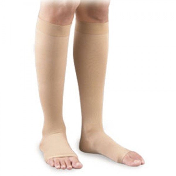 Activa Knee High Open Toe Support Stockings 20-30mmHg
