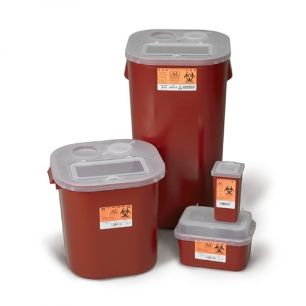 Sharps Disposal Containers Stackable