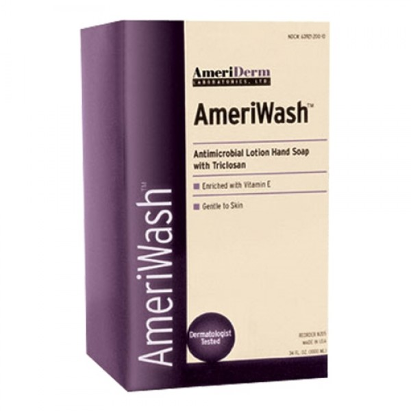 Ameriderm Antimicrobial Soap