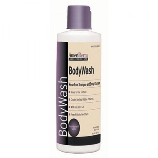 Ameriderm Rinse Free Body Wash
