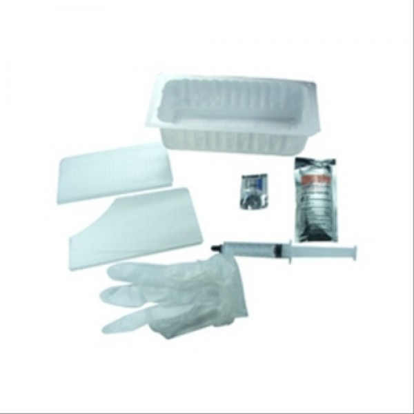 Amsino Foley Insertion Tray w/30cc Prefilled Syringe