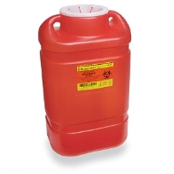 Becton Dickinson Multi-Use 5 Gallon Sharps Collectors