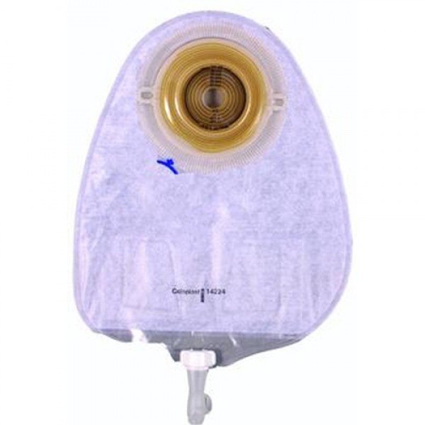 Coloplast Assura Convex Light One-Piece Multi-Chamber Urostomy Pouch