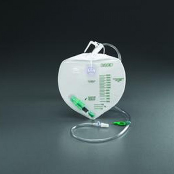 Bard Infection Control Urine Drainage Bag - Sterile