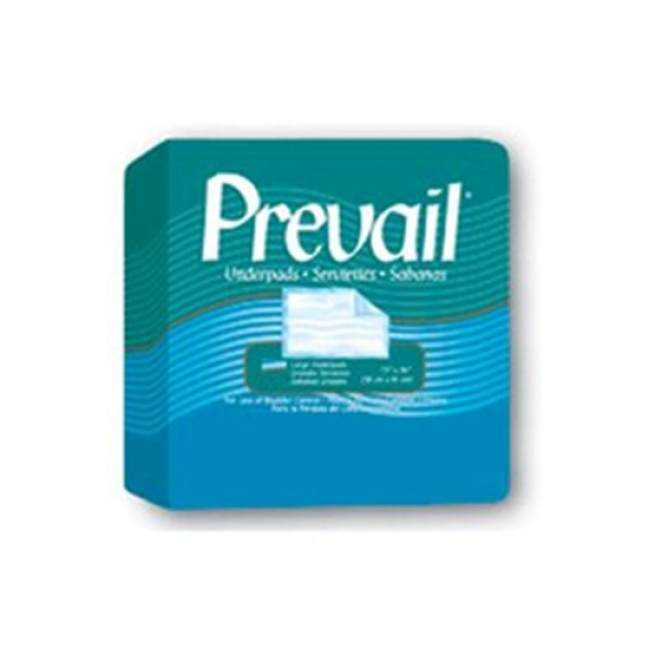 Prevail Super Absorbent Disposable Underpads 32x36 by First Quality