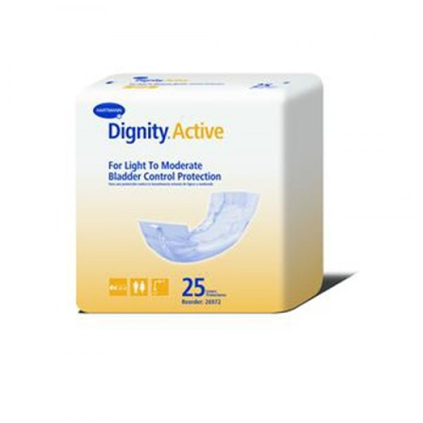 Dignity Free & Active Disposable Super Absorbent Pads