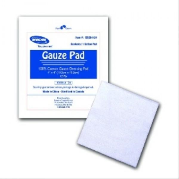 Invacare  Supply Group Invacare  Sterile Gauze Pad - Sterile