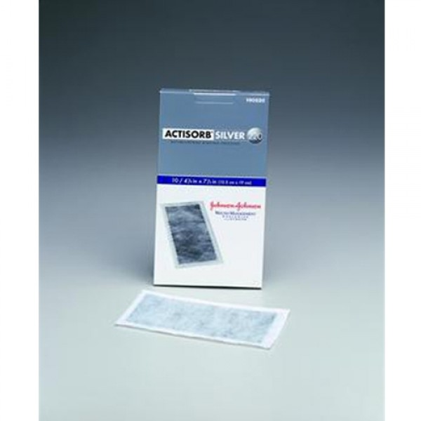 ACTISORB Silver 220 Antimicrobial Binding Dressings