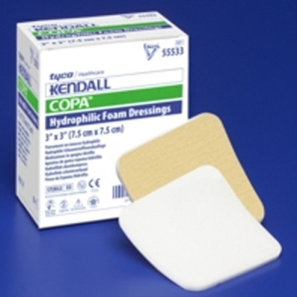 Copa Island Ultra-Soft Foam Dressing 4  x 4